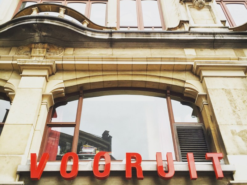 General Meeting of Circostrada is welcomed at vibrant Kunstencentrum Vooruit, in the city centre of Ghent