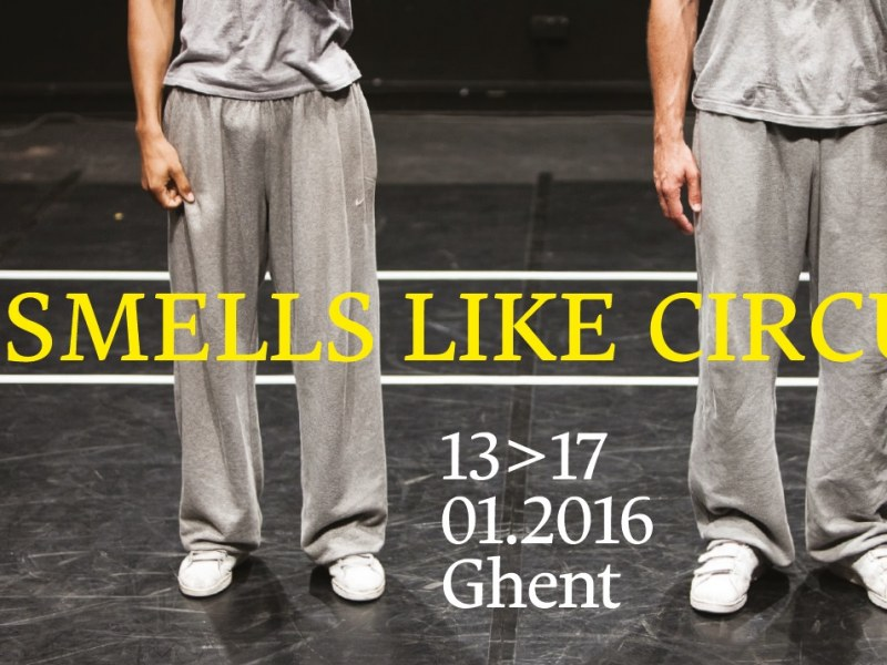 The General Meeting is organised in the frame of the 2nd edition of Smells Like Circus, organised by Circuscentrum Vlaanderen in partnership with Art Centre Vooruit.  A great mix of contemporary circus shows!